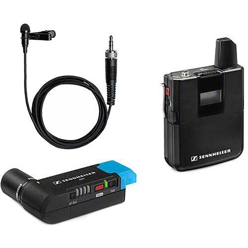 Microfone Sem Fio Digital De Lapela Avx Me2 - Sennheiser