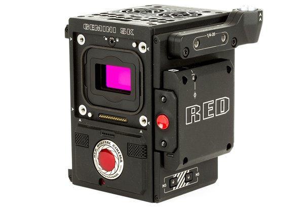 CAMERA DE VIDEO DSMC2 BRAIN com Sensor GEMINI 5K -RED