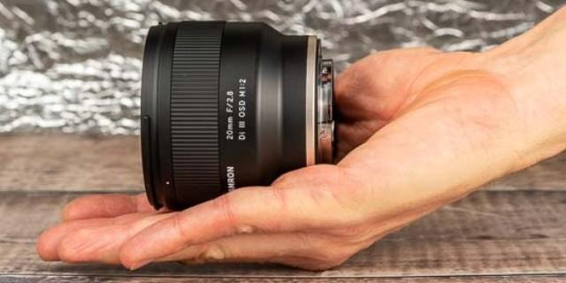 Tamron 20mm - Sua primeira escolha em lente Ultra Grande Angular